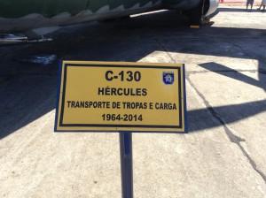 C130 - Hércules - 1964 - 2014