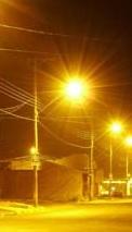 Iluminação com lâmpadas de Sódio
